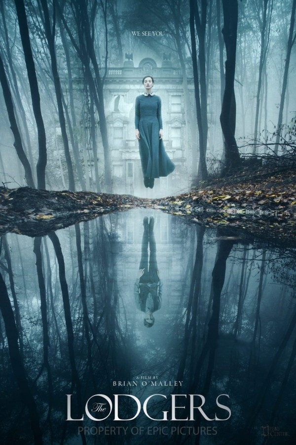 Affiche du film The Lodgers