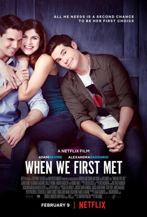 Affiche du film When We First Met
