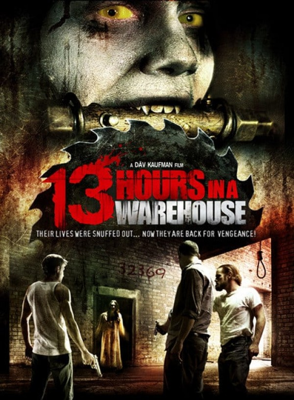 Affiche du film 13 Hours in a Warehouse