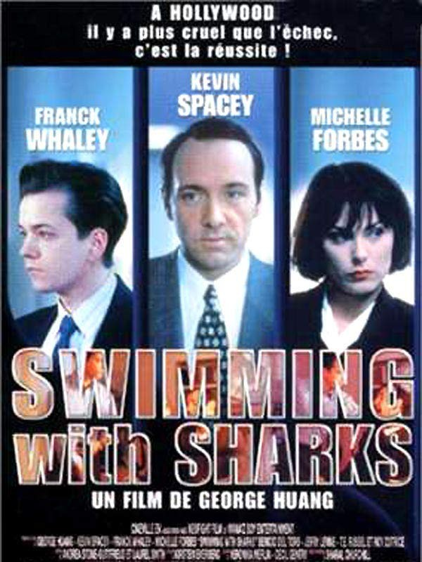 Affiche du film Swimming with Sharks