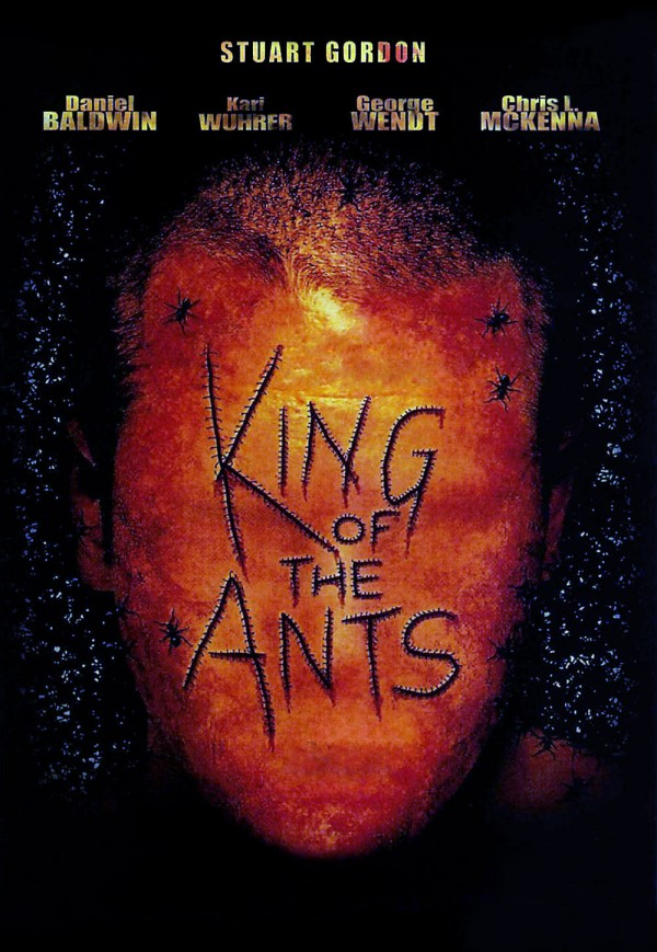 Affiche du film King of the Ants