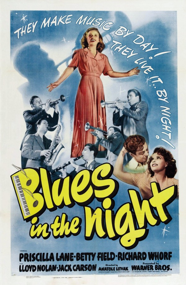Affiche du film Blues in the Night