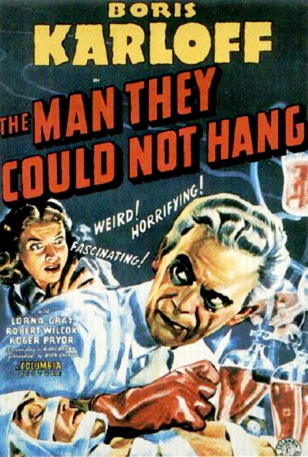 Affiche du film The Man They Could Not Hang