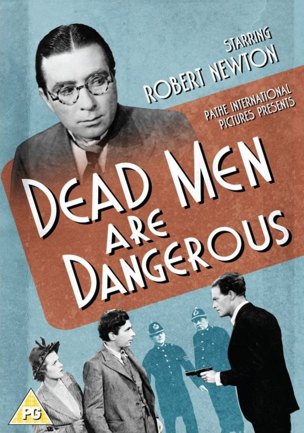Affiche du film Dead Men Are Dangerous