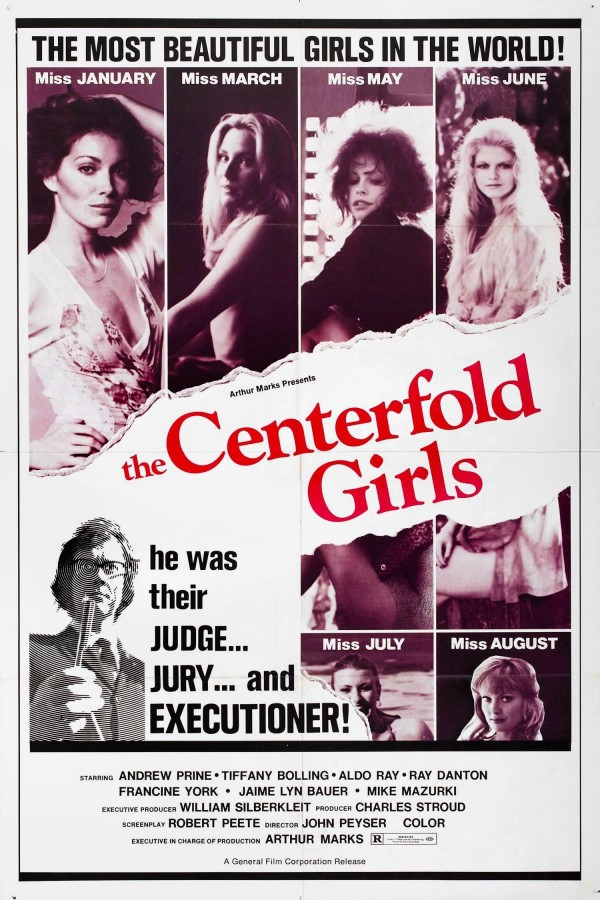Affiche du film The Centerfold Girls