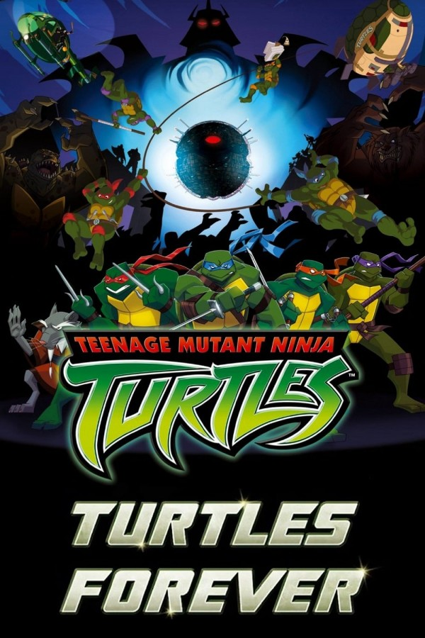Affiche du film Turtles Forever