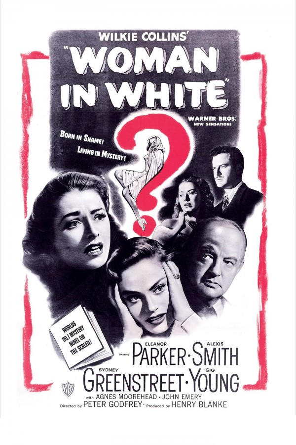Affiche du film The Woman in White