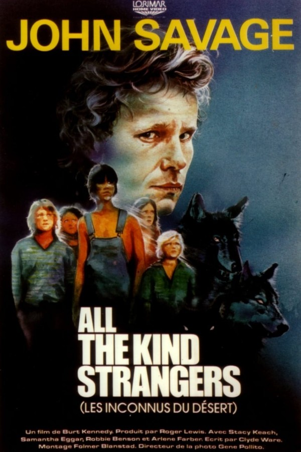 Affiche du film All the Kind Strangers