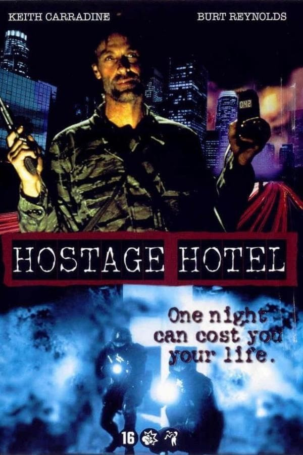 Affiche du film Hard Time: Hostage Hotel