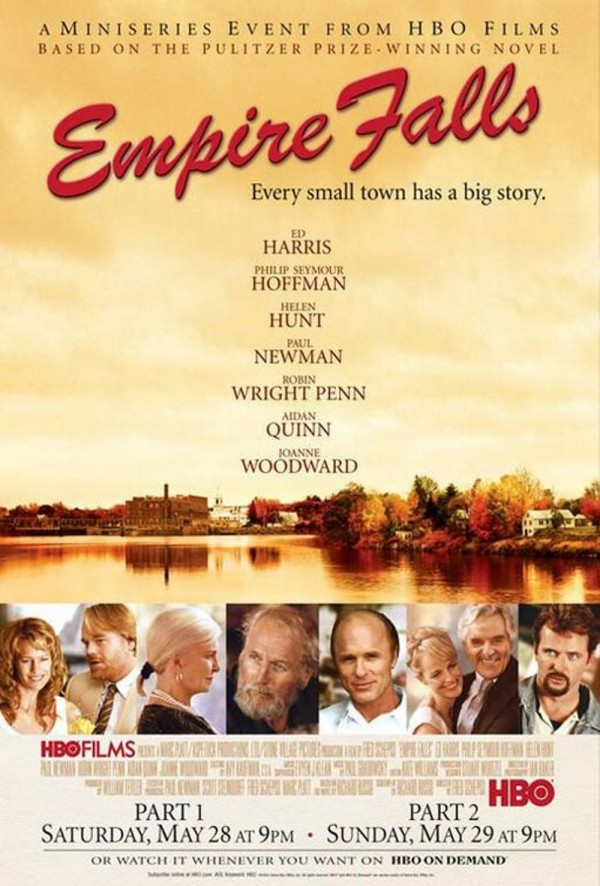 Affiche du film Empire Falls
