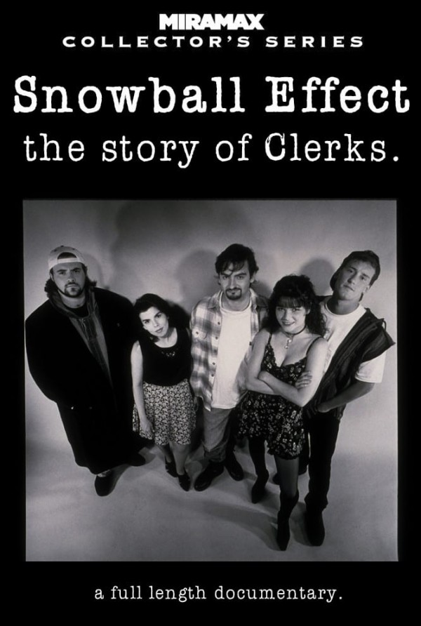 Affiche du film Snowball Effect: The Story of Clerks