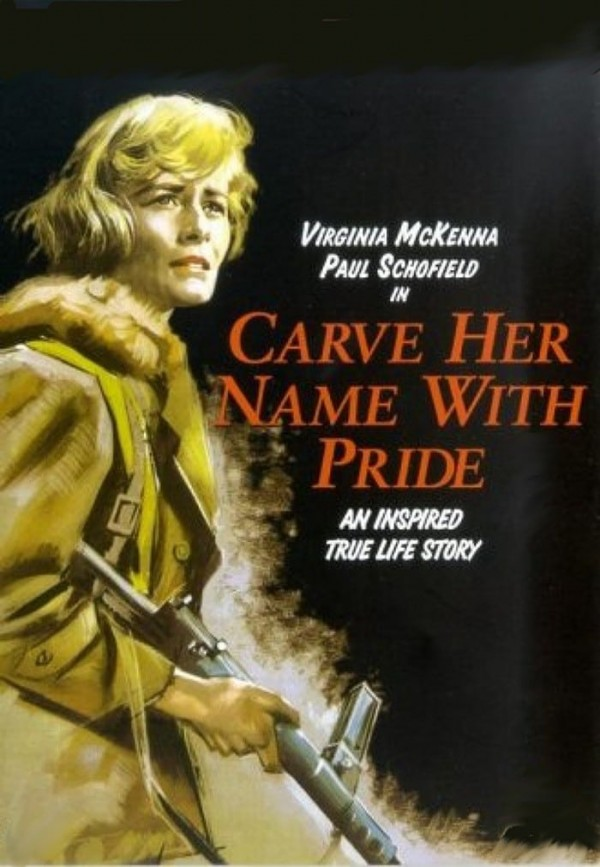 Affiche du film Carve Her Name with Pride