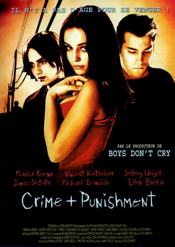 Affiche du film Crime + Punishement