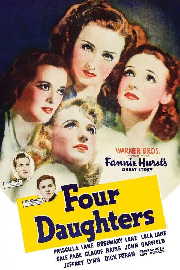 Affiche du film Four Daughters