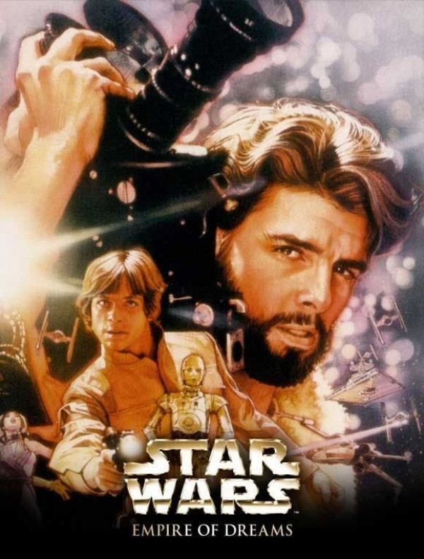 Affiche du film Star Wars : L'Empire des Rêves