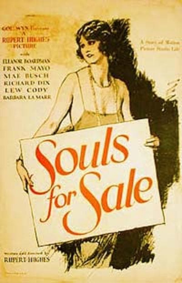 Affiche du film Souls for Sale