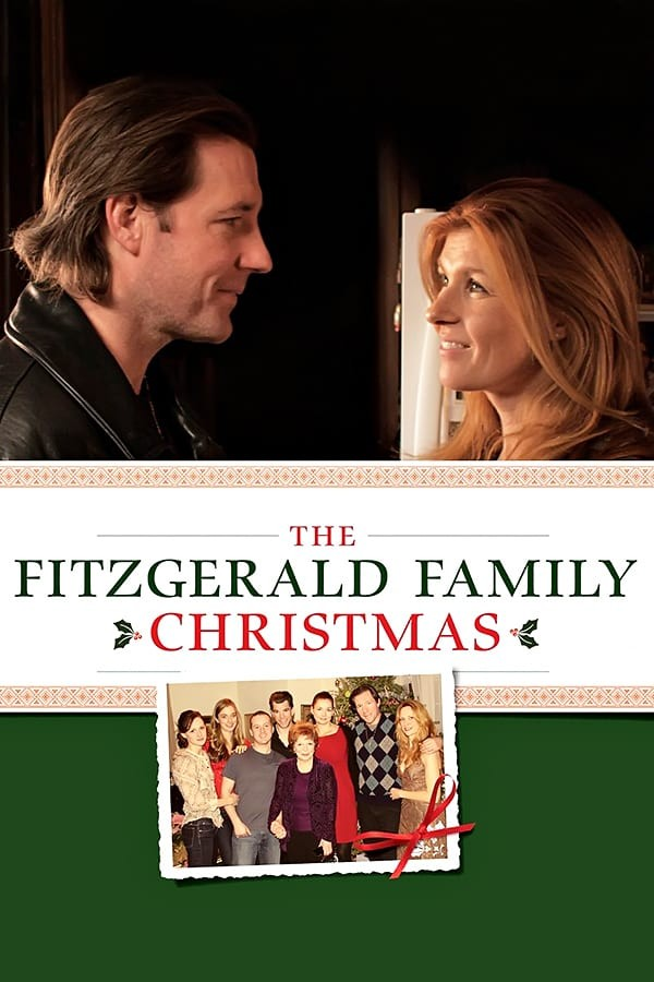 Affiche du film The Fitzgerald Family Christmas