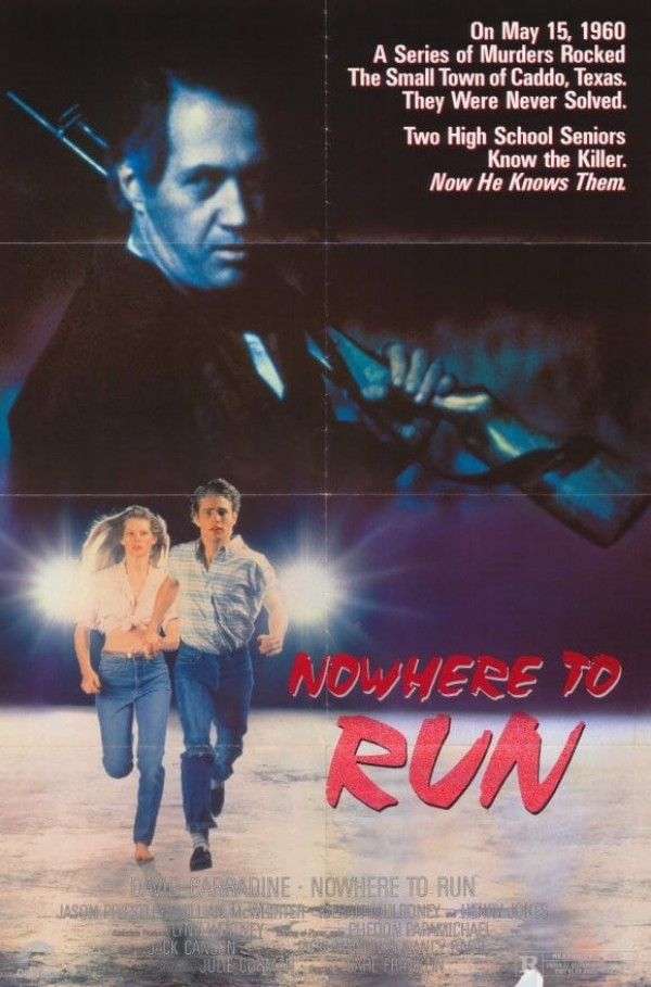 Affiche du film Nowhere to Run