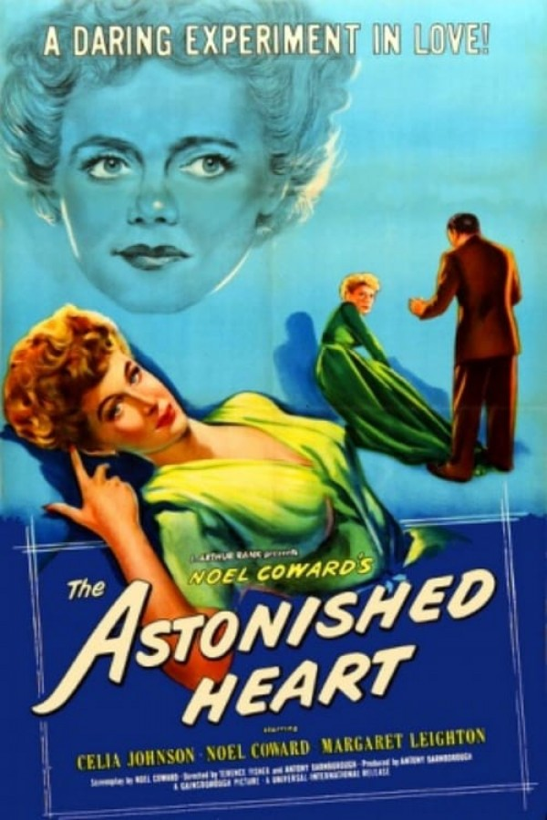 Affiche du film The Astonished Heart