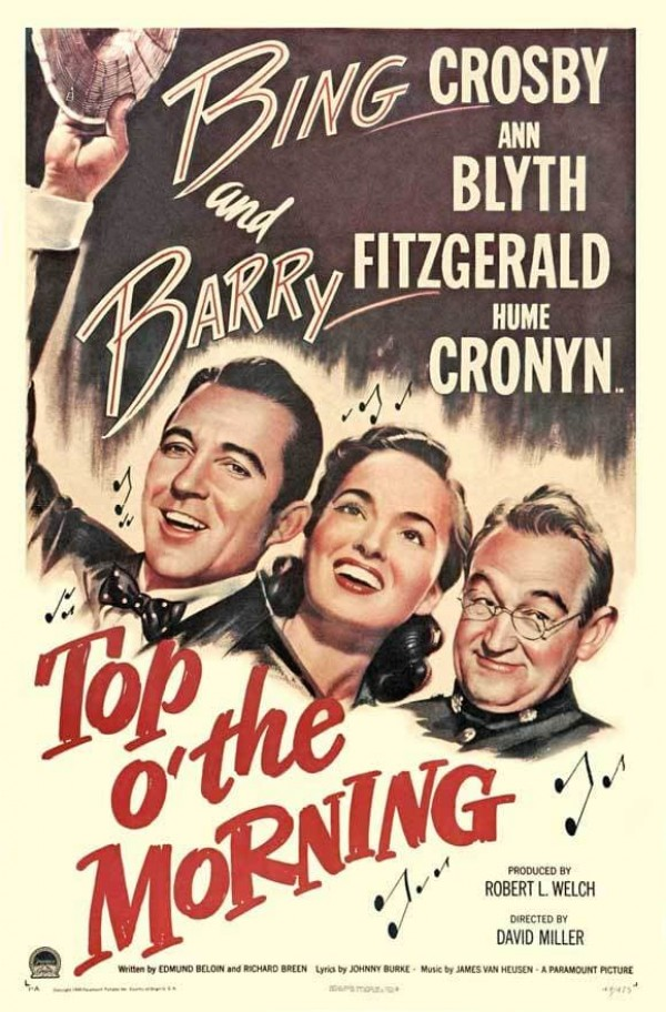 Affiche du film Top o' the Morning