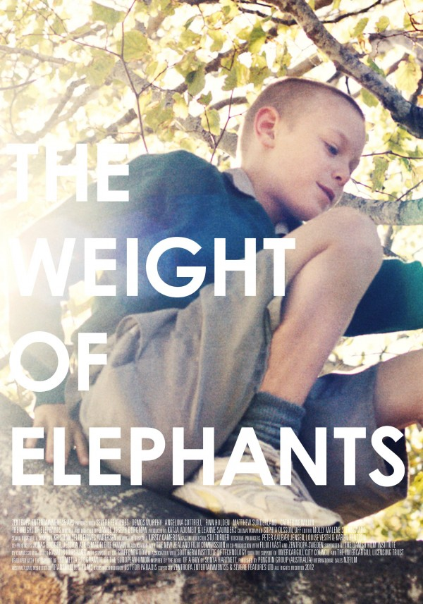 Affiche du film The Weight of Elephants