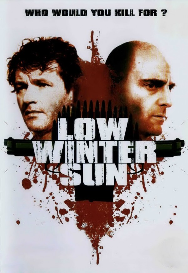 Affiche du film Low Winter Sun
