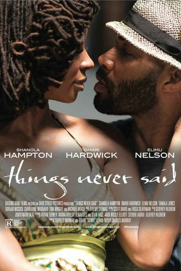 Affiche du film Things Never Said