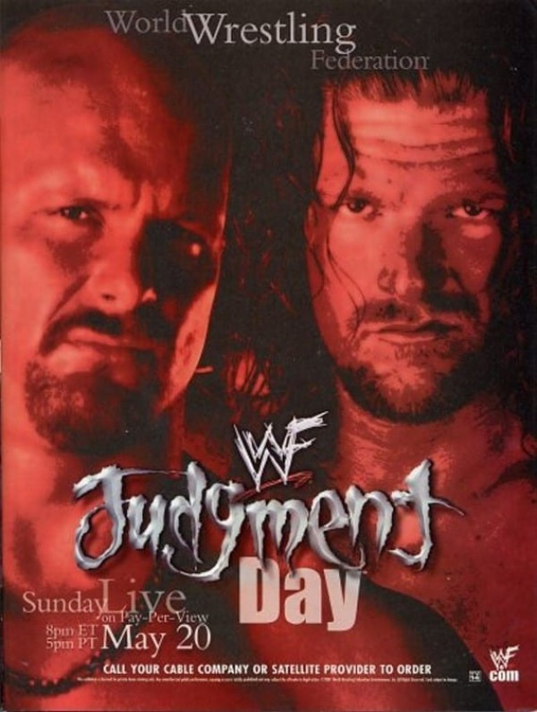 Affiche du film WWE Judgment Day 2001