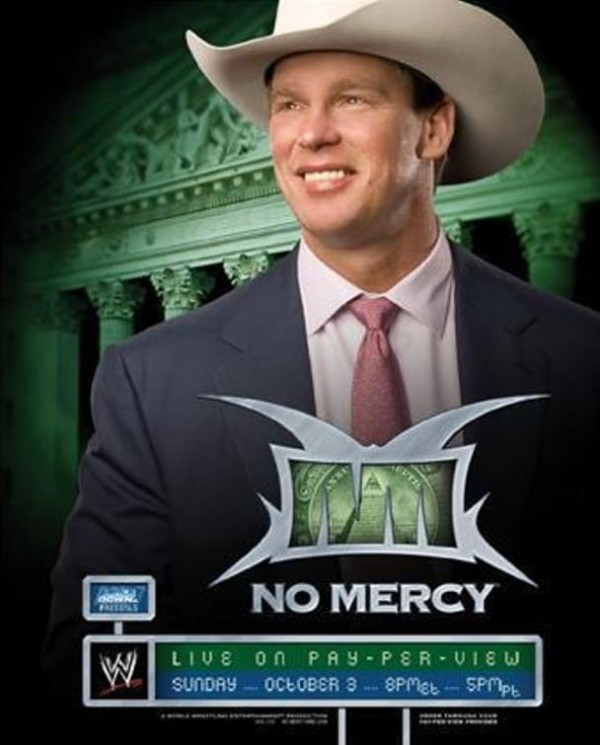 Affiche du film WWE No Mercy 2004