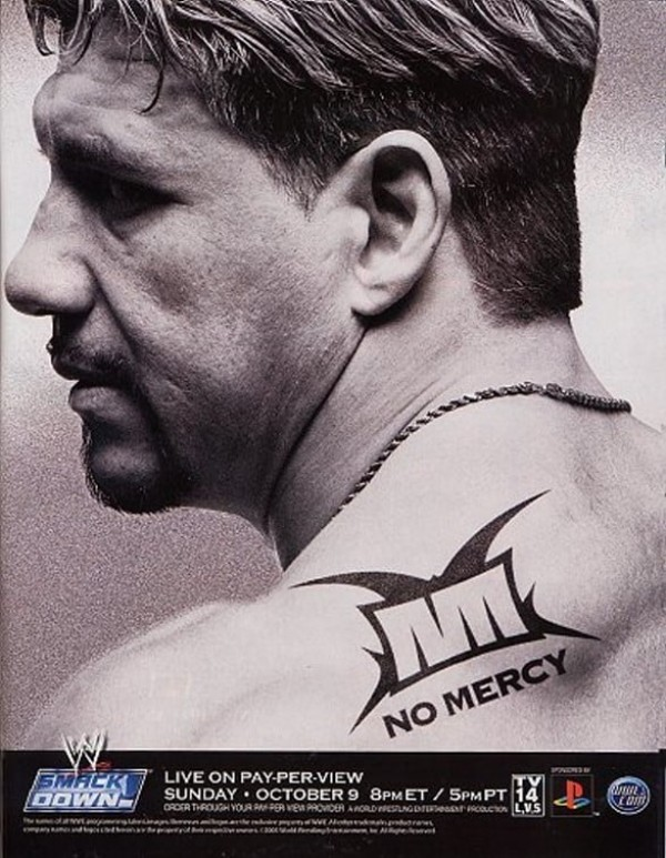 Affiche du film WWE No Mercy 2005
