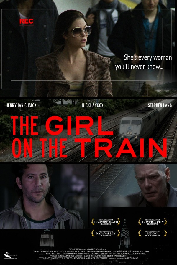 Affiche du film The Girl on the Train