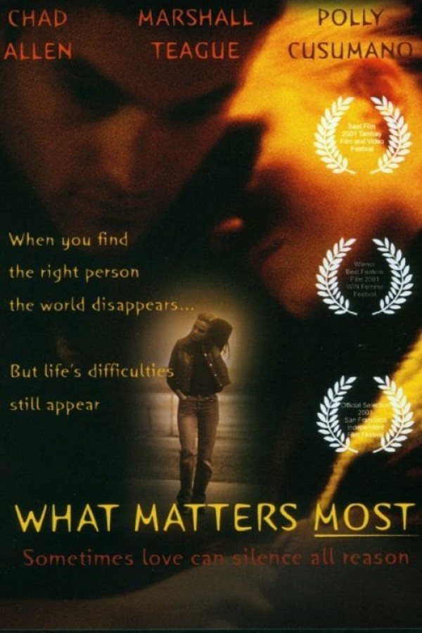 Affiche du film What Matters Most