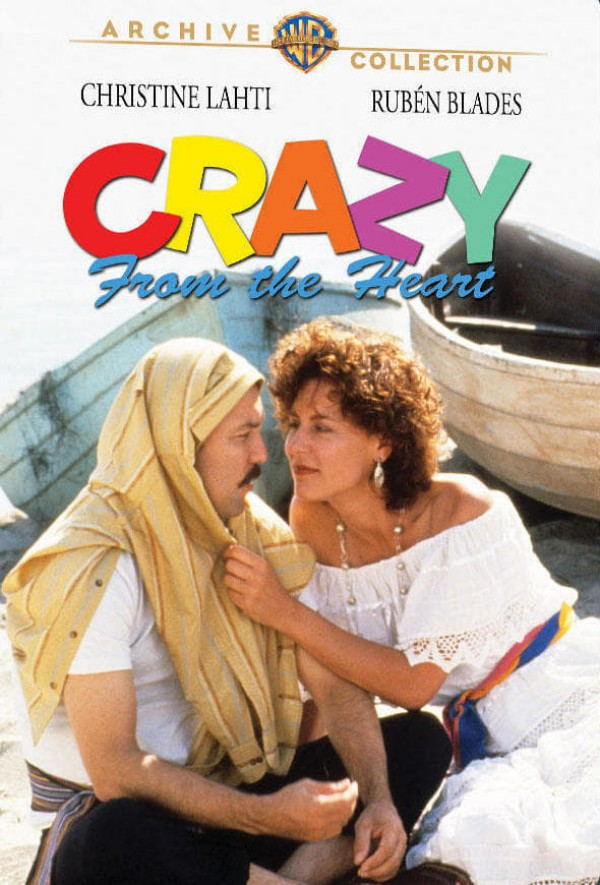 Affiche du film Crazy From the Heart