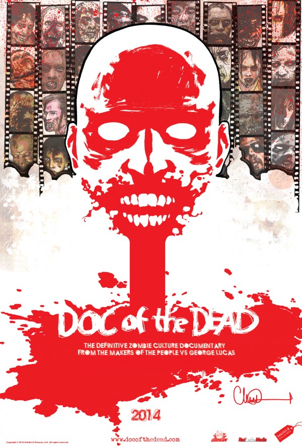 Affiche du film Doc of the Dead