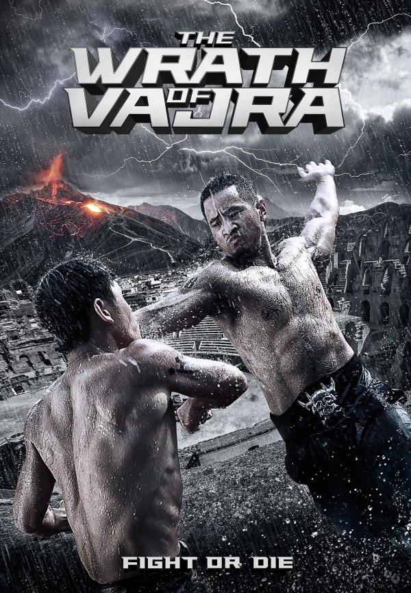 Affiche du film The Wrath of Vajra
