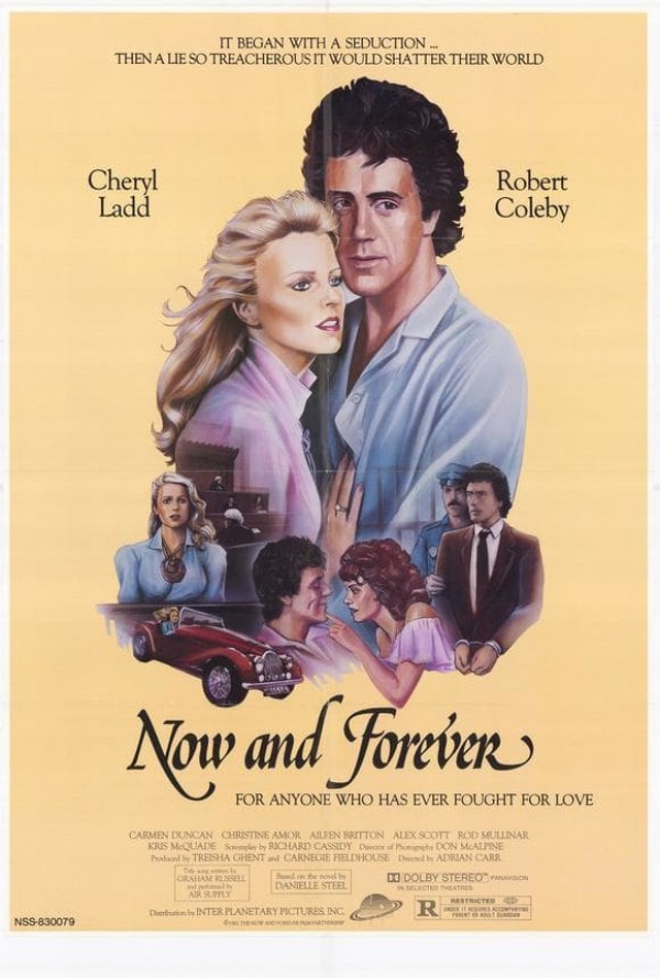 Affiche du film Now and Forever