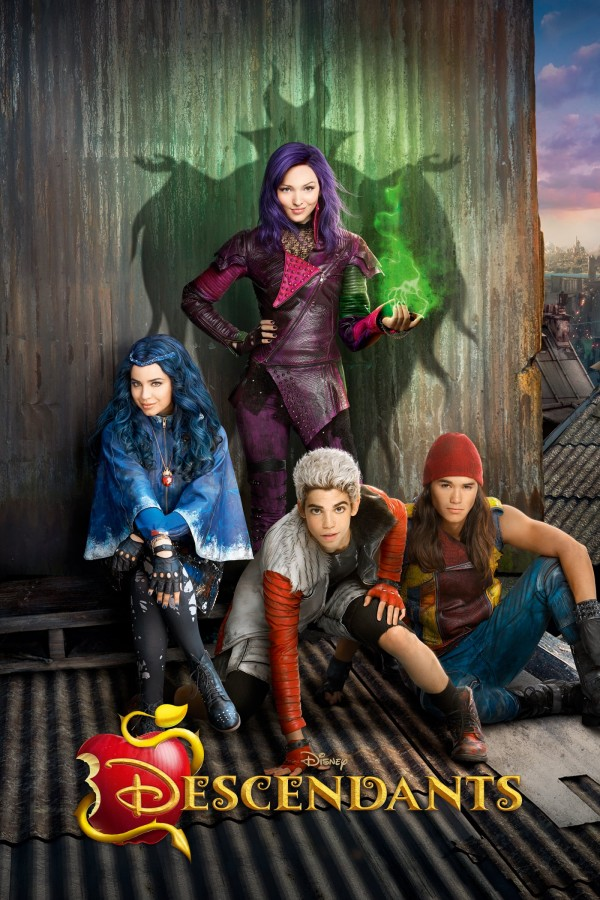 Affiche du film Descendants