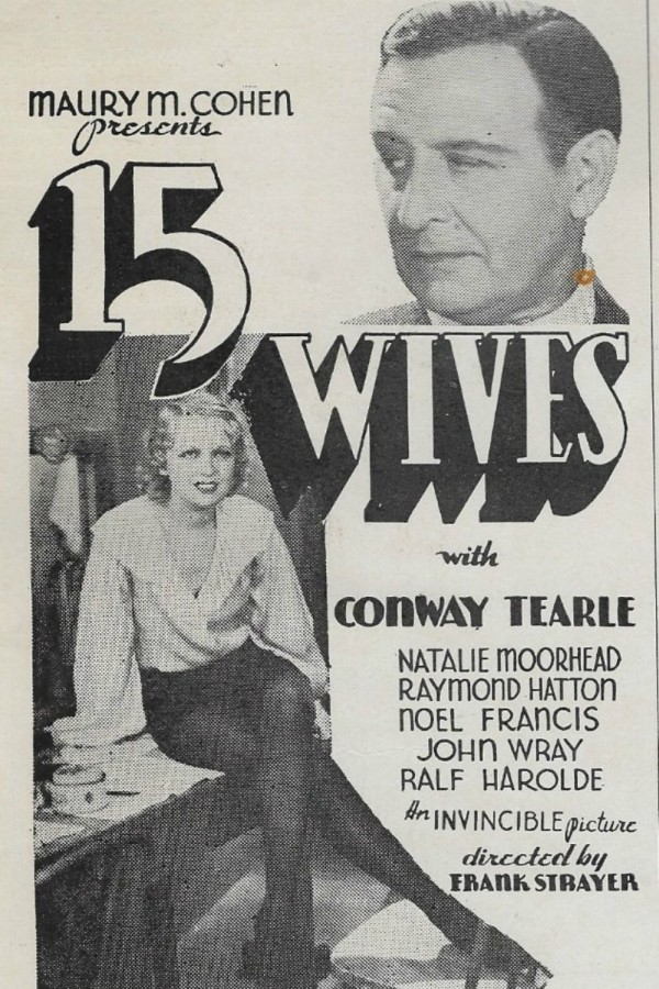 Affiche du film Fifteen Wives