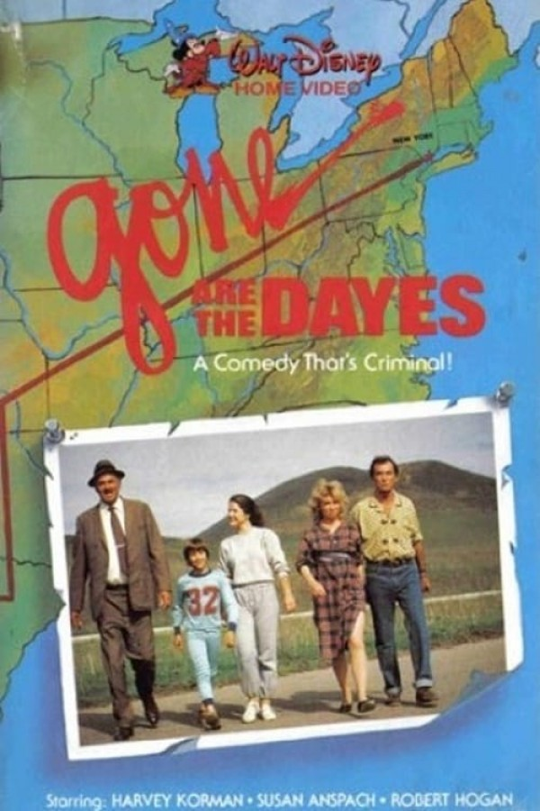 Affiche du film Gone Are the Dayes