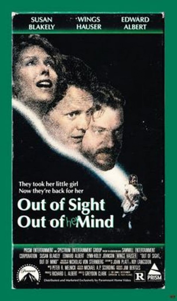 Affiche du film Out of Sight, Out of Mind