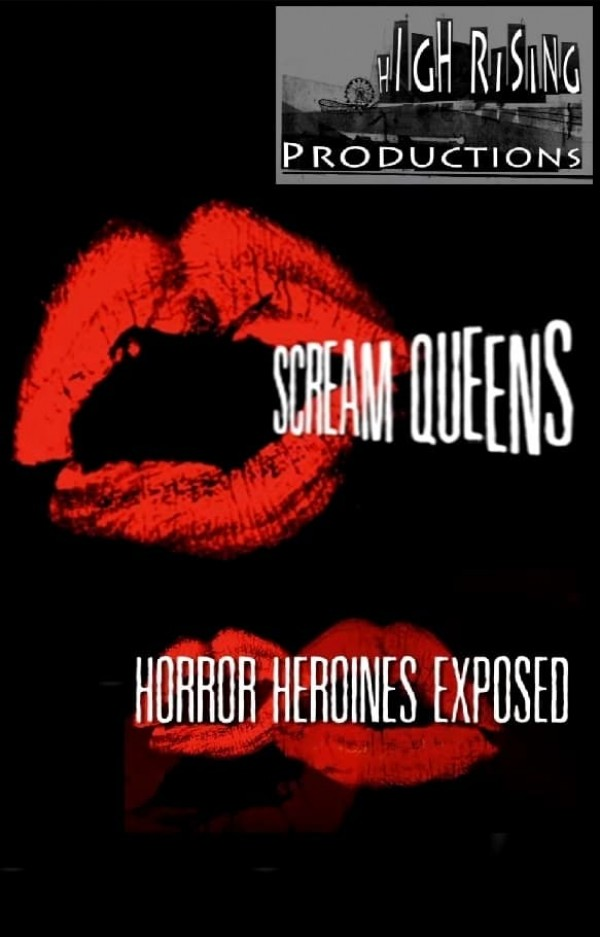 Affiche du film Scream Queens: Horror Heroines Exposed