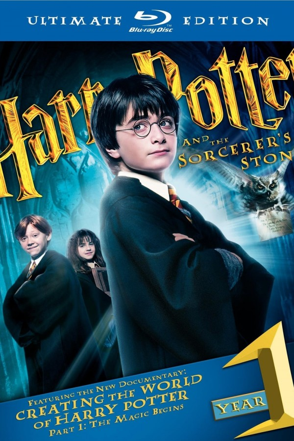 Affiche du film Creating The World of Harry Potter, Part 1: The Magic Begins