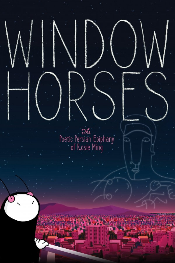 Affiche du film Window Horses