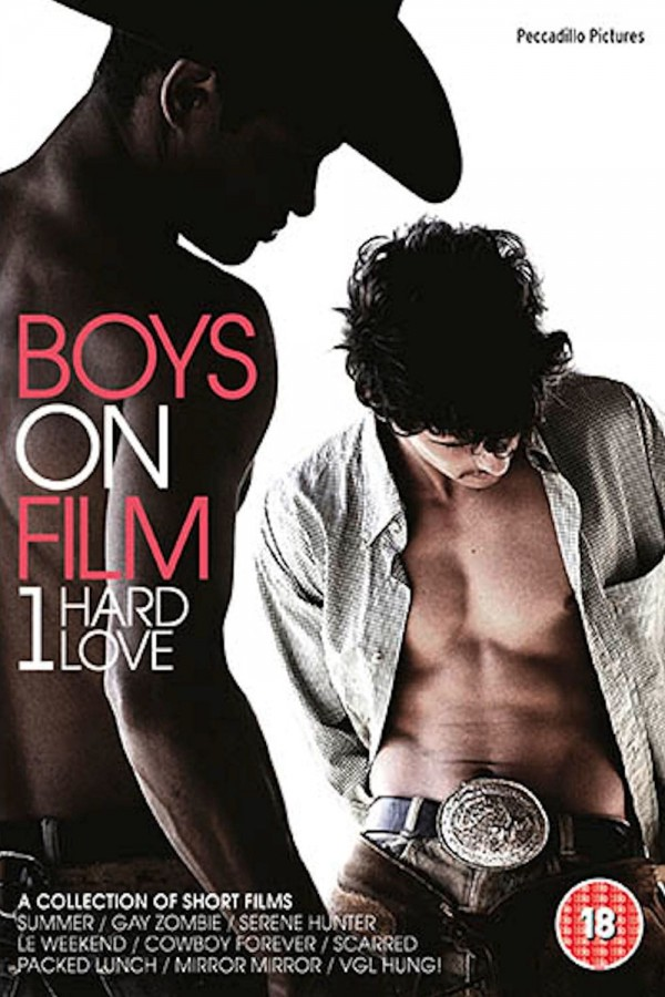 Affiche du film Boys on Film 1: Hard Love