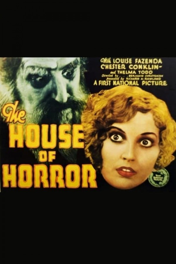 Affiche du film House of Horror