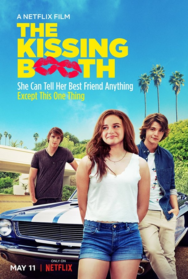 Affiche du film The Kissing Booth