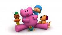 Painting With Pocoyo