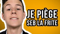 Seb la Frite - Paintball Challenge