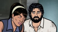 Archer Vice: Arrivals/Departures