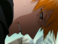 Ichigo perds son esprit combatif!? L'exception de Gin!